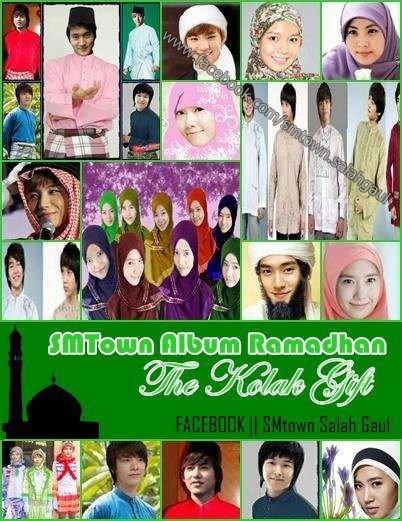 Album Ramadhan SMTOWN